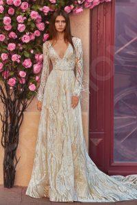 Top wedding fashion trend: Glitter wedding dresses