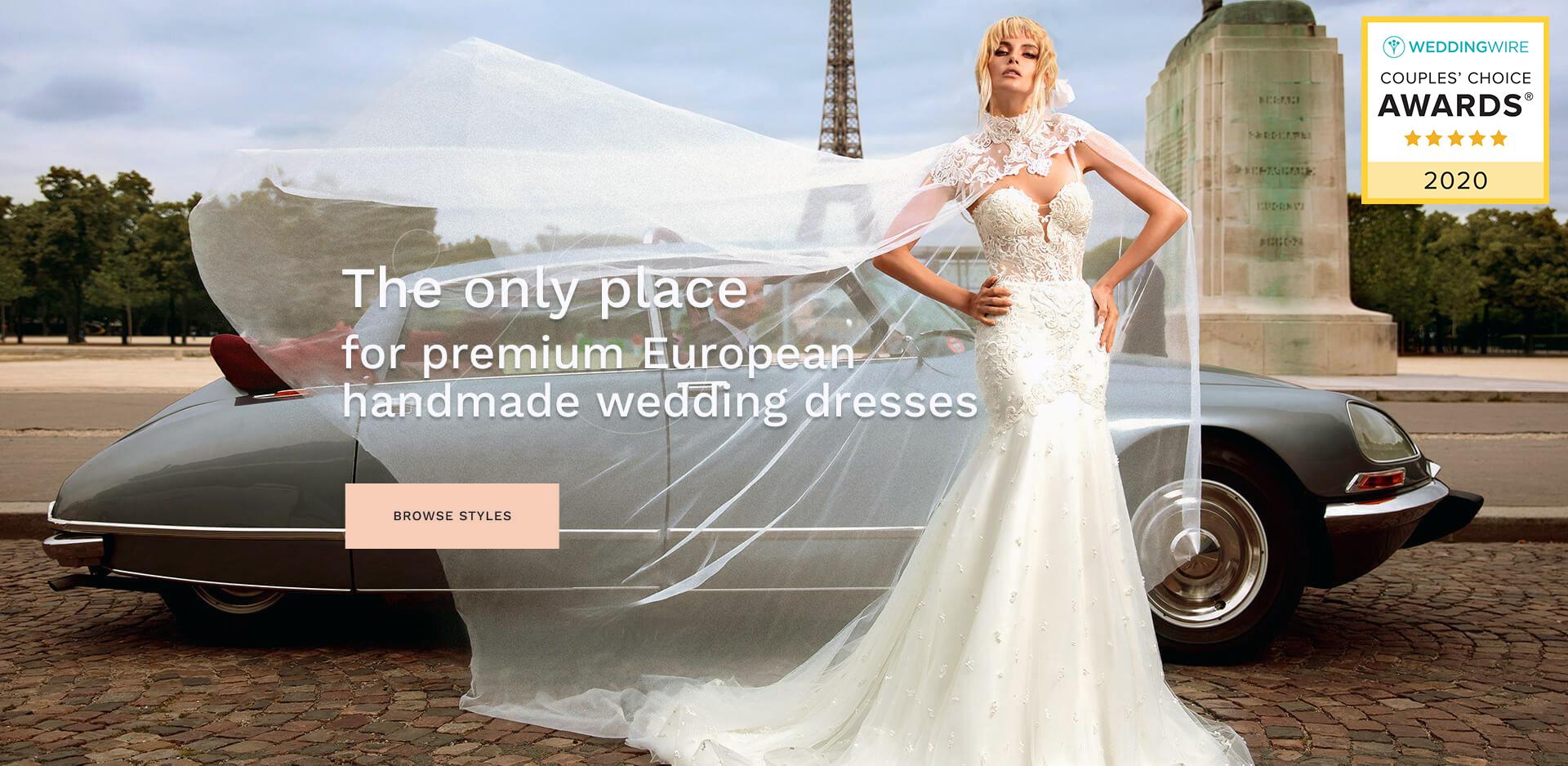 Devotion Dresses Premium Tailor Made Wedding Dresses